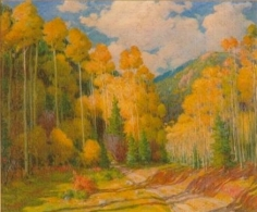 J H SHARP AUTUMN HONDO CANYON