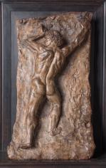 Andrea del Verrocchio The Executioner Private Collection Nicholas Hall Art Gallery Dealer Old Masters