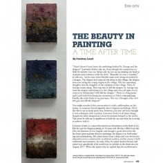 The Beauty in Painting: A Time After Time