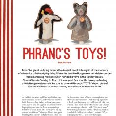 PHRANC'S TOYS!