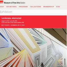 NICOLE CHESNEY AT MUSEUM OF FINE ARTS, BOSTON