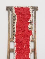 Cadmium Red, 2014, detail