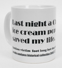 Last Night a Chocolate Ice Cream Pop Saved My Life  (2009)