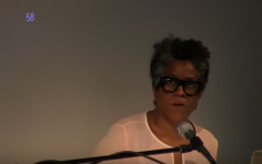 Jennie C. Jones speats about Agnes Martin at the Artists on Artists Lecture series at Dia Art Foundation, NY (2015),