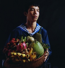 Boy with a Basket of Fruit (2010)