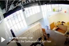 Times Video: How to Build an Art Fair