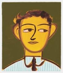 Portrait of A Boy With Tie