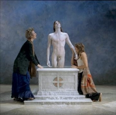 BILL VIOLA Study for Emergence, 2002