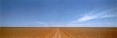WIM WENDERS Dust Road, West Australia