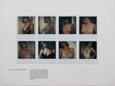 Lessons in Posing Subjects/Lingerie (Teddy)