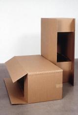 Untitled 1993 Cardboard