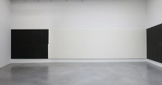 Wade Guyton Installation view 6