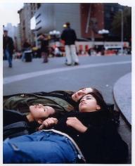 Die-In 2002 Digital C-print, Ed. of 6