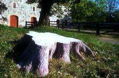 Parables 1998 Concrete, paint