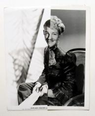 Seat (Film Portrait Collage) III