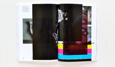 Make-Ready 1 (Walead Beshty: Selected Correspondences 2001-2010, Bologna: Damiani Editore, 2010, Grafiche Damiani, Bologna, Italy, July 4 – 6, 2010)