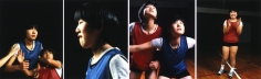 Yuka Koishihara & Eri Kobayashi, Yuka Ishigami, Chinatsu Narui & Hitomi Shibazaki, Kumiko Shirai
