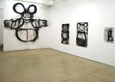Joyce Pensato Installation view