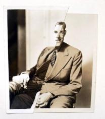 Seat (Film Portrait Collage) VI