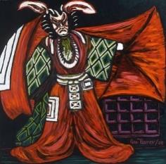 Shibaraku Tribute to Danjuro XII (Tokyo 2003), 2005 n2419