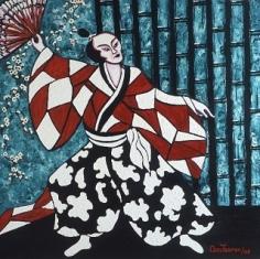Dancing Shinnosuke (Renjishi), 2005 n2410