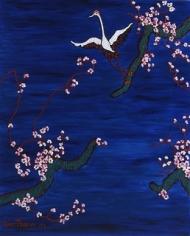 Mating Call Duet (Hokkaido Japan) (3-3), 2004 n 2756