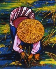 Rice Field, 2004 n 2141