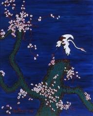 Mating Call Duet (Hokkaido Japan) (1-3), 2004  n2124