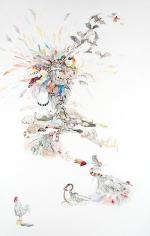 Laura Ball, Rise (2011)