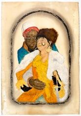 Frohawk Two Feathers, Clovis and Beertje (2014)