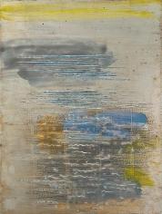 Nancy Lorenz, White Gold Sea and Sky (2013)