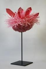 Carson Fox, Pink Crystal Pom (2013)
