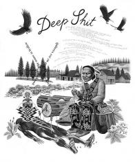 Eric Beltz, Deep Shit (2009)