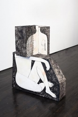 Ruby Sky Stiler, Seated Nude in Parts (fig. 1) (2012)