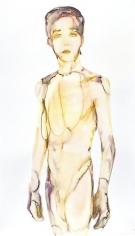 Alex (2010) Watercolor On Paper