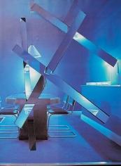 Nicole Cohen, Monochrome Blue (2013)