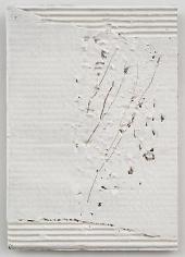 Nancy Lorenz, Untitled Cardboard III (2013)