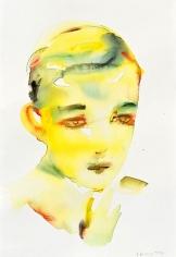 Untitled (Fabricated Yellow) (2012)