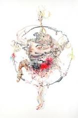 Laura Ball, Mandala 3 (Circle of Life) (2011)