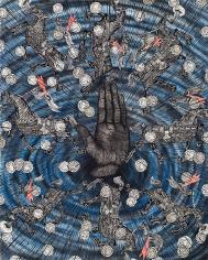 Andrew Schoultz, Hand of Doom (2013)