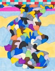 Geoffrey Young, Coletrane Spill, 2014