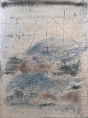 Nancy Lorenz, Silver Sea and Sky (2013)