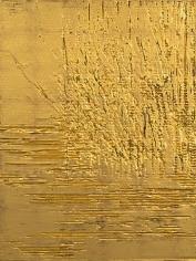 Nancy Lorenz, Red Gold, Cardboard I (2013)