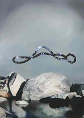 Brook Caballero, Cosmic Serpent (2010)