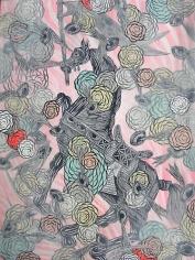 Andrew Schoultz, Horse In Clouds (2011)