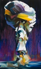 """""""Boom 7,"""" 2011, Oil on canvas, 48 x 29 inches, 121.9 x 73.7 cm, A/Y#19922"""
