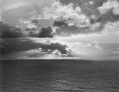 Chip Hooper, Storm, Pacifica, 2004, gelatin silver print
