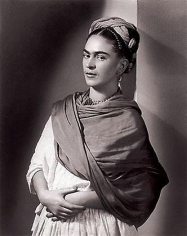 Frida Kahlo, The Breton Portrait, 1938