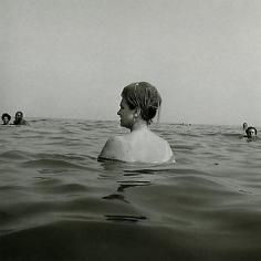 Stephen Salmieri, Coney Island, NY, 1973, vintage gelatin silver print, 8 x 10 inches