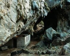 Los Cuevos de los Portales, Parque Nacional La Gúira, 2005, chromogenic print